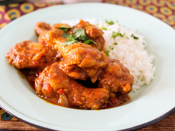Knorrox Chicken Curry