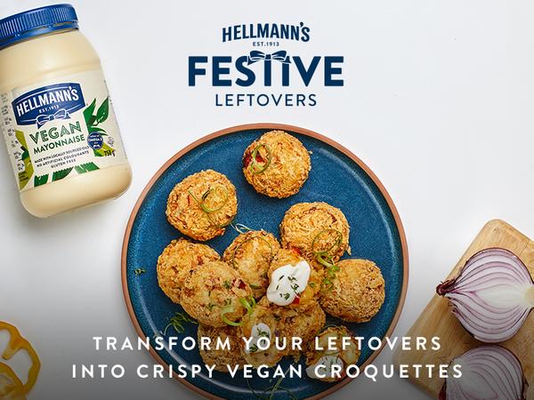 Vegan Croquettes