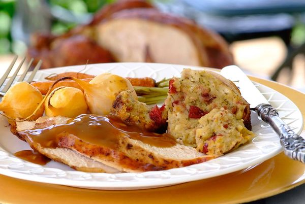Quick Turkey Stuffing