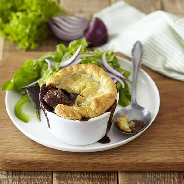 Classic Steak and Kidney Pie