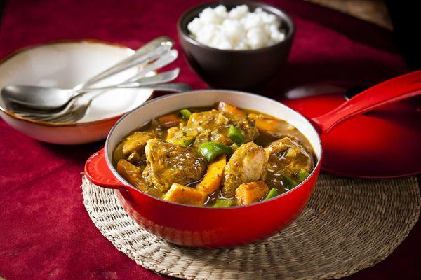 Chicken and Butternut Stew