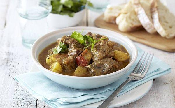 Fragrant Cape Malay Lamb Curry