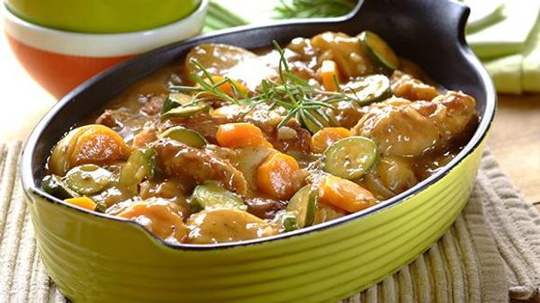 Country Sausage Hot Pot