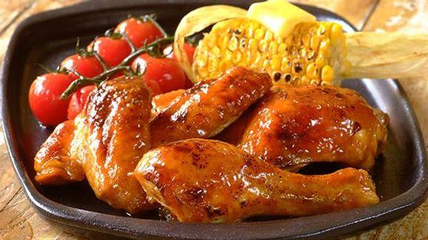 BBQ Flavour Chicken