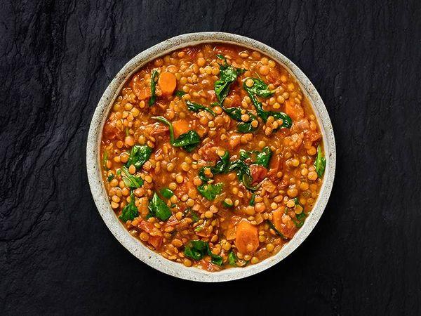 Easy One Pot Veggie Stew