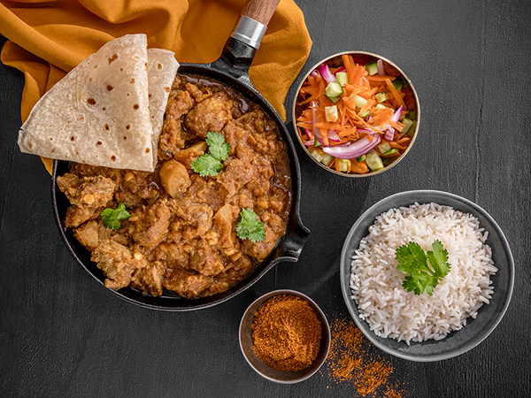 Lorraine's Durban Lamb Curry