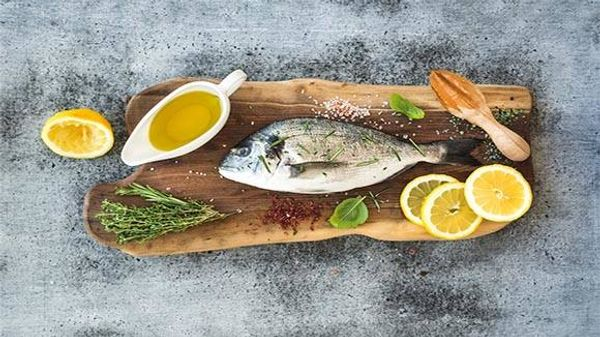 Lemon and Herb Braaied Fish