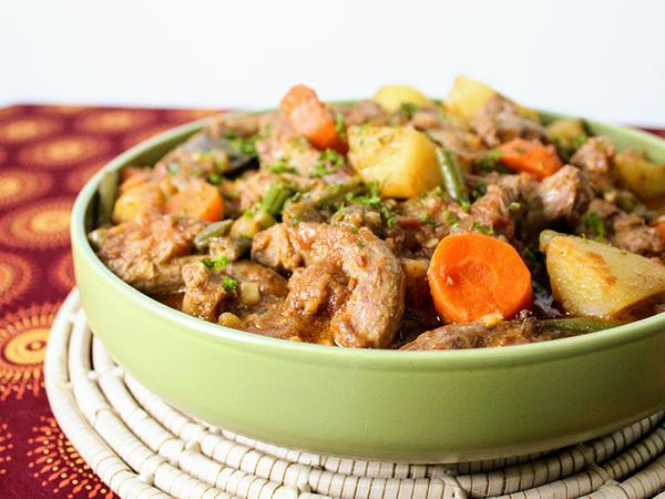 Knorrox Chicken Neck Stew