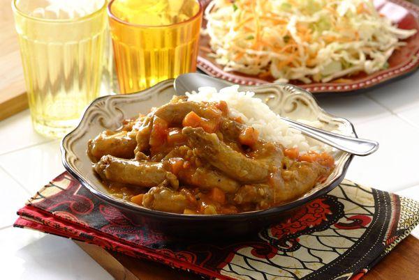 Chicken Neck Stew