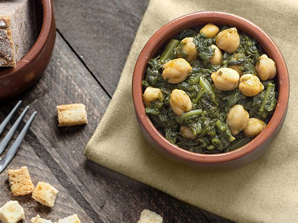 Stewed Spinach or Morogo