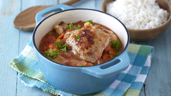 Homestyle Chicken stew