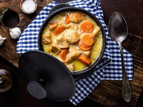 Chicken Potjie