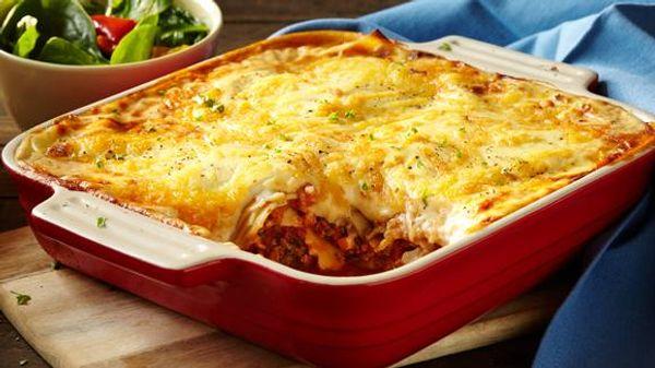 Receita: Lasagna