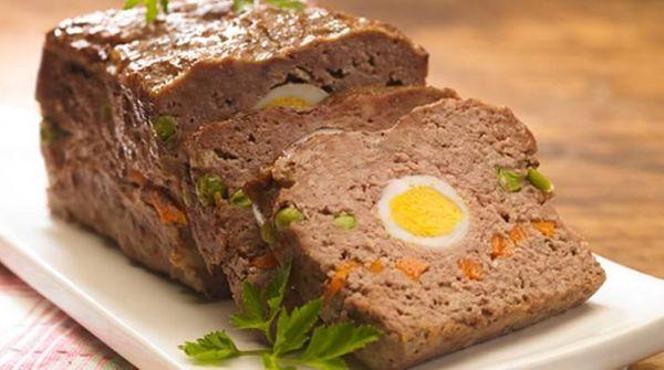 Pan de carne