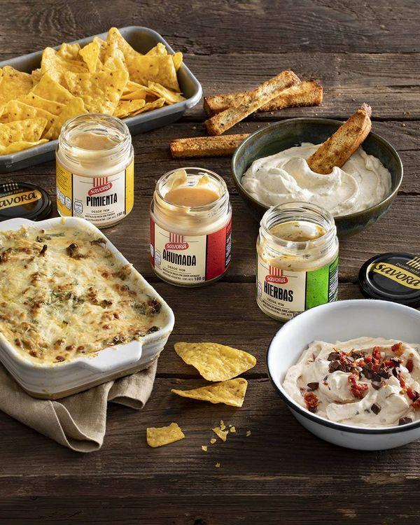 Espinacas con queso crema y mostaza a la pimienta