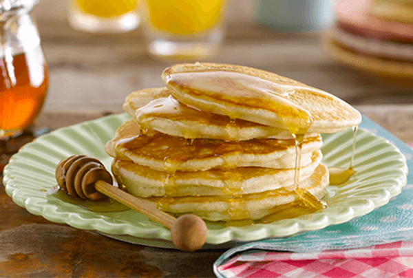 Pancakes caseros
