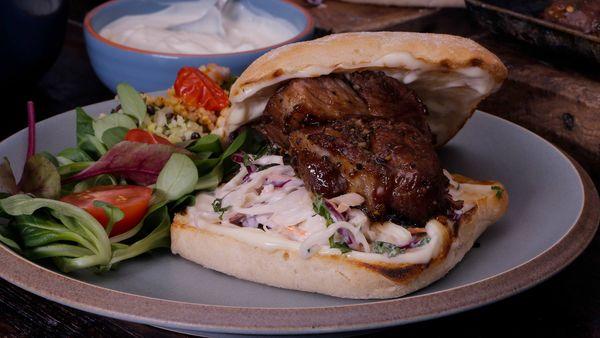 Sandwich especial copa Lombo