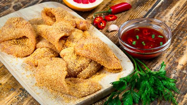 Supremas de pollo con verdura