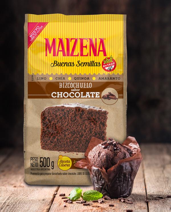Muffins de chocolate sin TACC