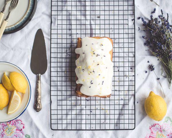 Prepará este glasé real de limón con sólo 3 ingredientes