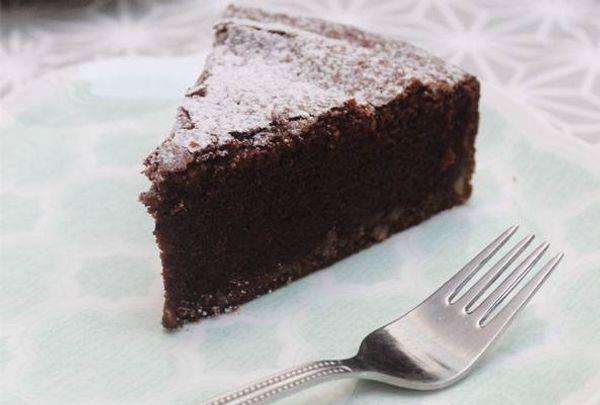 Torta de chocolate vienés