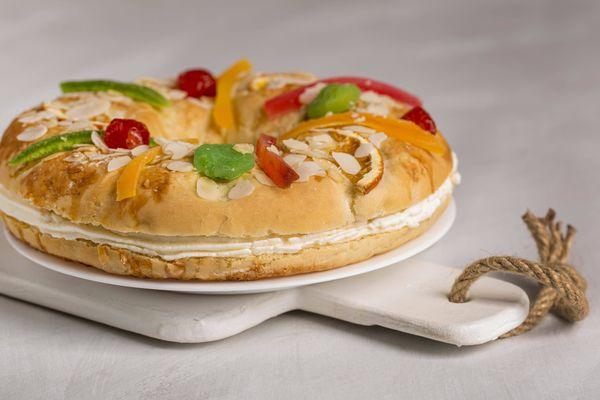 Receta de Rosca de Reyes esponjosa y riquísima