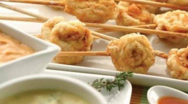 Bocaditos de pollo frito