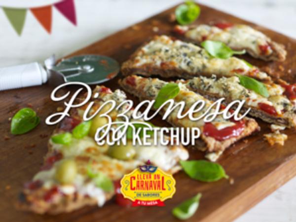 Pizzanesa con Savora Original