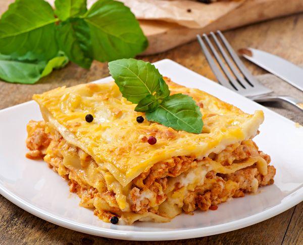 Prepará la mejor lasagna de carne de tu vida