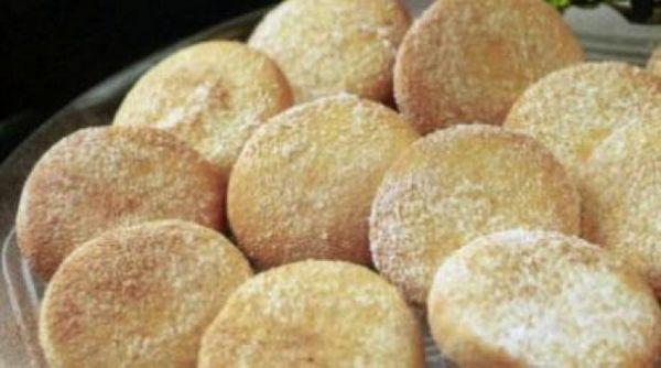 Galletitas de azúcar y canela