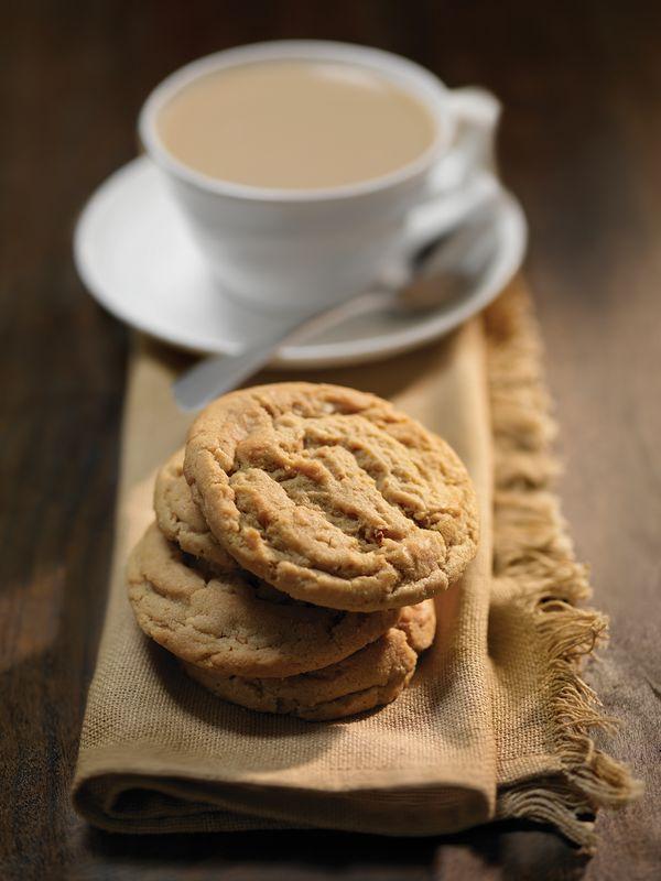 Cookies de yogurt y avena