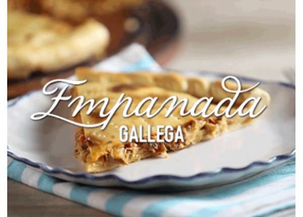 Empanada gallega de atún