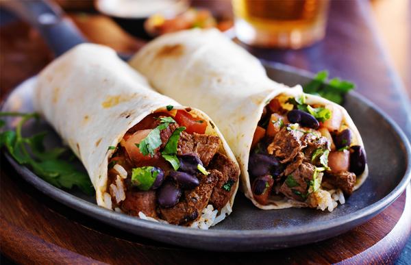 Burrito Frijolero