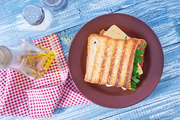 Sandwich Frijolero
