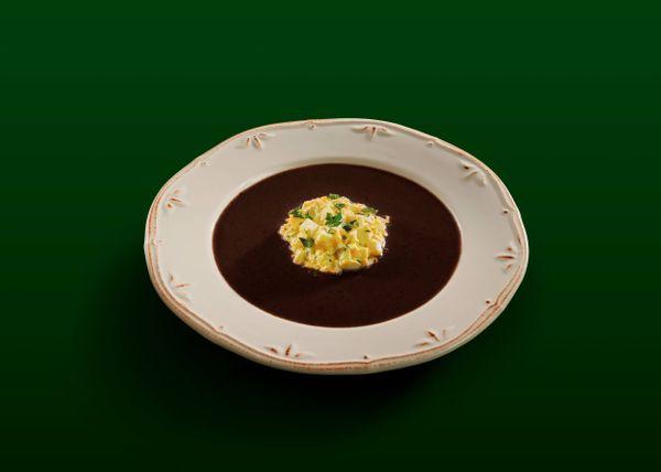 Sopa Negra