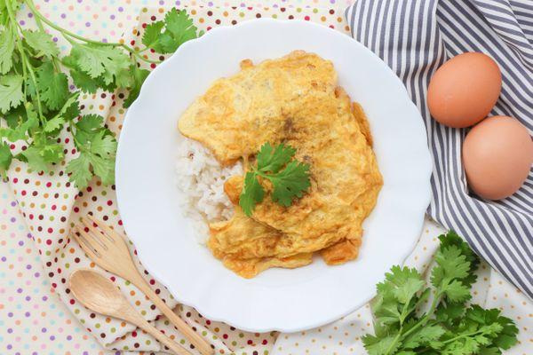 Tortilla de arroz