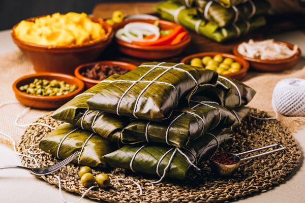 Receita: Tamales