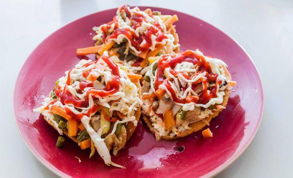 Enchiladas Agostinas