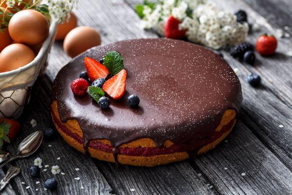 Cake Mayolate