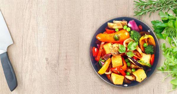 Verduras Deliciosas y Sanas