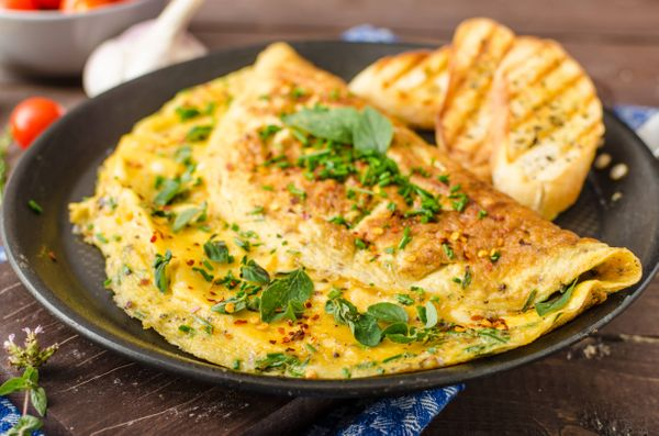Omelette Perfecta