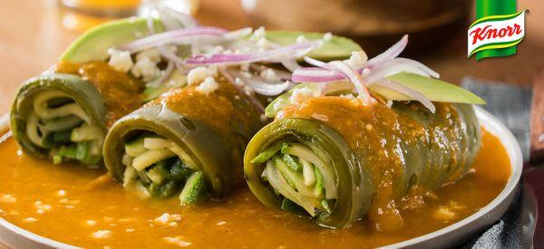 Enchiladas de Nopales | 50 Alimentos del Futuro