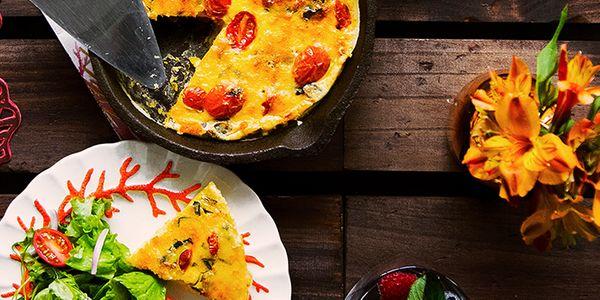 Omelette de Huevos