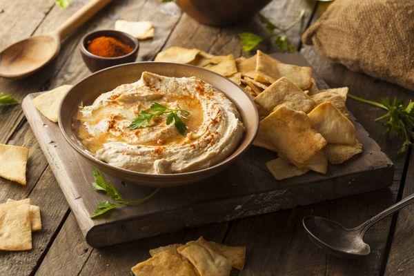 Hummus (Dip de Garbanzo)