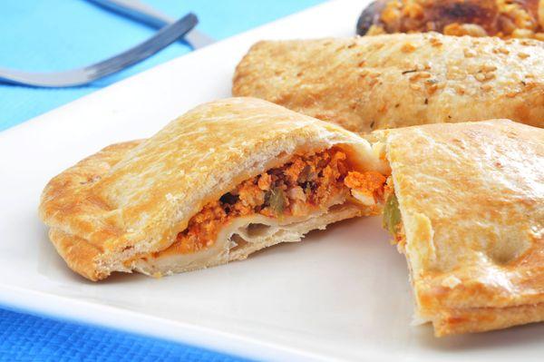 Empanadas de Atún a la Vizcaína