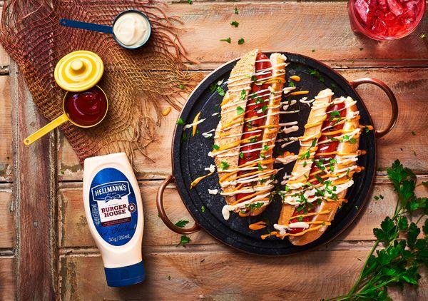 Hotdog Uruguayo