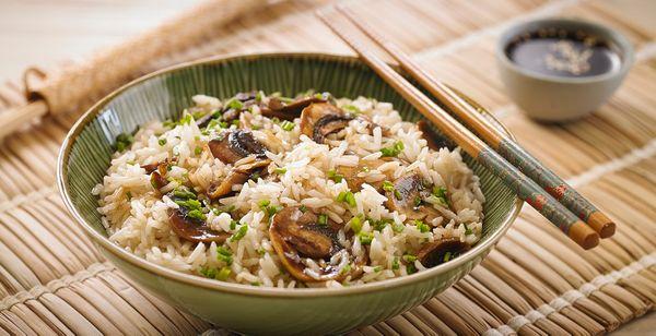 Meu arroz oriental