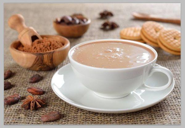 Café com Leite Cremoso