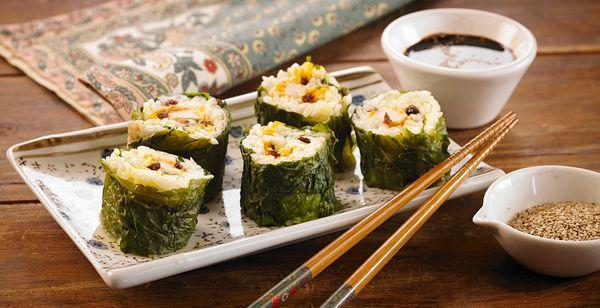 Sushi caipira