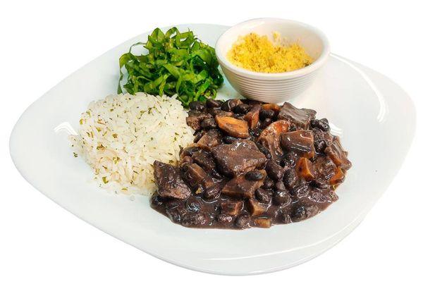 Feijoada Veggie - Restaurante Hirota